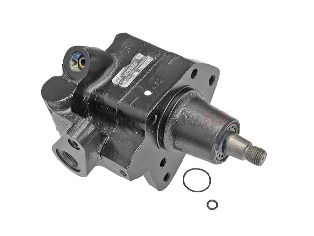 1154600980 C & M Hydraulics (OE Rebuilt) Power Steering Pump; With Conical Output Shaft