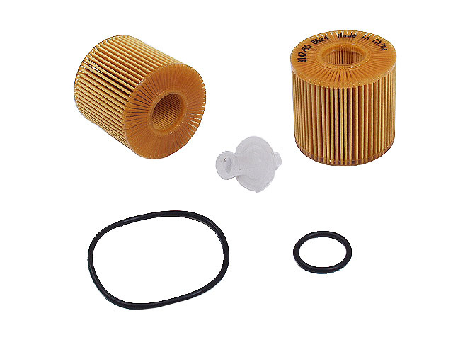11551003 OPparts Engine Oil Filter