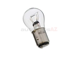 1157 Hella Multi Purpose Light Bulb; Dual Element with Brass Base; 12V-10W/27W