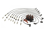 116117TUNEUPKIT AAZ Preferred Ignition Tune-Up Kit; Cap, Rotor, Plugs and Wire Set; KIT