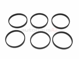 11617547242 VictorReinz Intake Manifold Gasket Set; Manifold to Cylinder Head; SET of 6