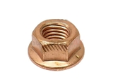 11621711954 O.E.M. Exhaust Nut; 8mm Copper Nut; Exhaust Manifold to Cylinder Head