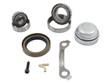 1163300051A Meyle Wheel Bearing Kit; Front; Long Kit