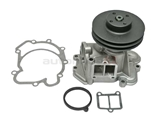 1172002901Z Graf Water Pump; Without Thermostat Housing; With Pulley
