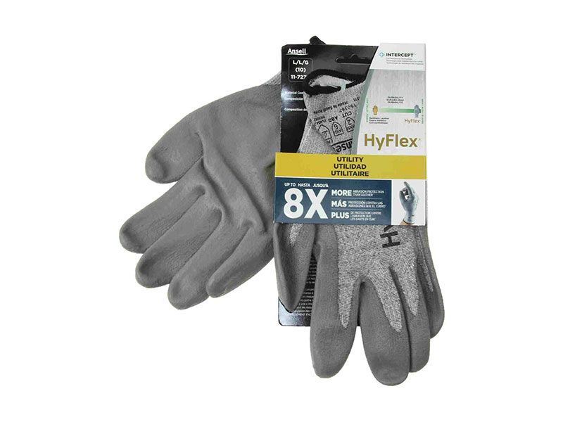 11727L Ansell Work Gloves