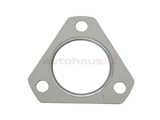 11761711717 VictorReinz Exhaust Manifold Flange Gasket; Manifold to Header Pipe/Catalytic Converter Downpipe