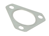 11761711717OE Genuine BMW Exhaust Manifold Flange Gasket; Exhaust Manifold to Header Pipe/Catalytic Converter Downpipe