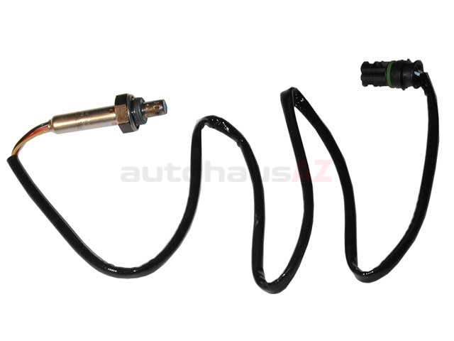 11781427884 NTK Oxygen Sensor; Left or Right; OE Version; 990mm