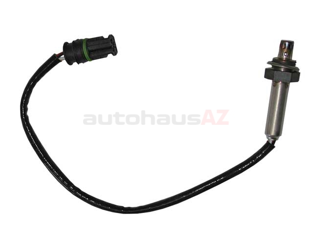 11781433071 NTK Oxygen Sensor; Rear; 410mm