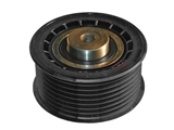 1202000470 Ina Drive Belt Idler Pulley; 8 Groove 1-1/4 Inch Width