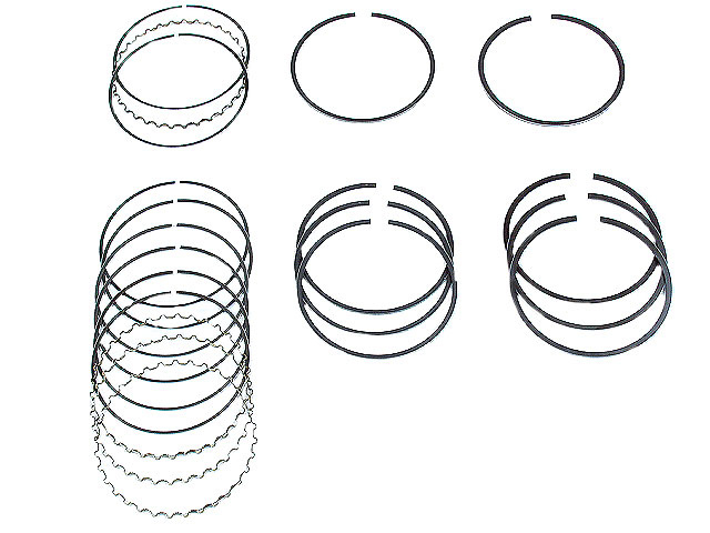 1203353J00STD NPR Engine Piston Ring Set