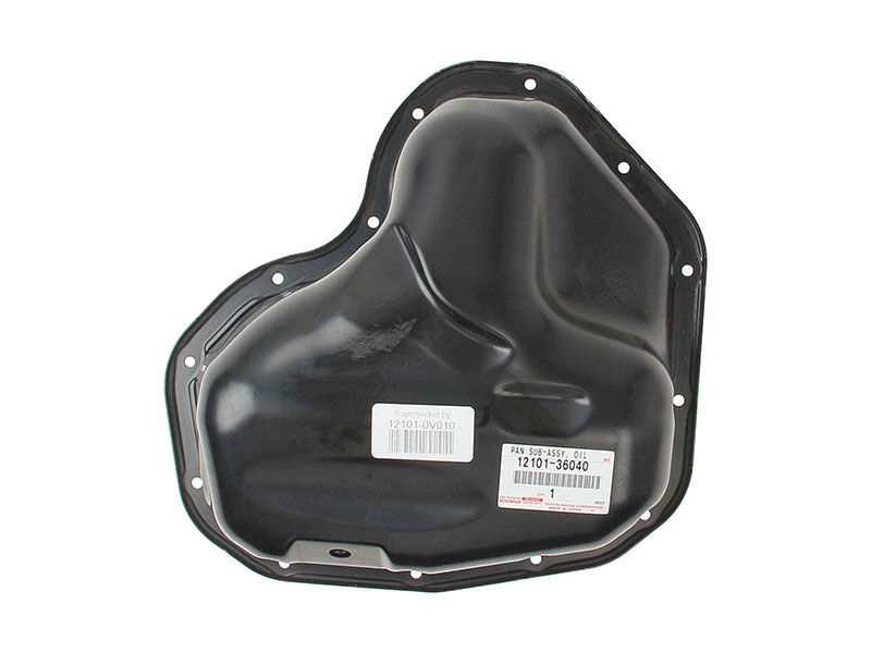 121010V010 Genuine Oil Pan