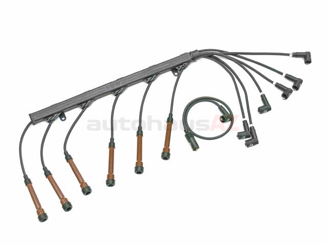 12121705716 Karlyn-STI Spark Plug Wire Set; OE Type with Loom and Coil Wire