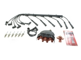 12121705718KIT AAZ Preferred Ignition Tune-Up Kit; Cap, Rotor, Plugs and Wire Set; KIT