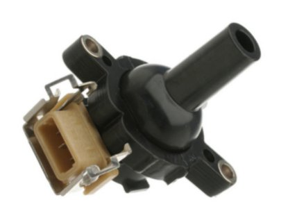 12137599219 Genuine BMW Ignition Coil; Without Plug Connector