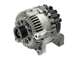 12317540992 Valeo Alternator; 180 Amp, New