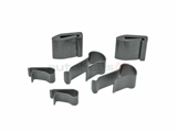 1235000012 Genuine Mercedes Radiator Mount Kit