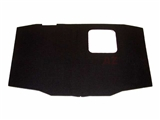 1236800625 OE Supplier Hood Insulation Pad; With Heat Shield Pad