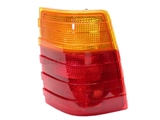 1238201666 Genuine Mercedes Tail Light Lens; Right