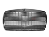 1238800183 URO Parts Grille; Complete Assembly without Grille Star