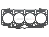 124002 ElringKlinger Cylinder Head Gasket; 1.63MM; 2 Notch
