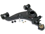 1243303107 Lemfoerder Control Arm & Ball Joint Assembly; Front Lower Right with Bushings and Ball Joint