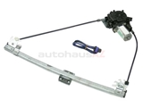 1247300346 Magneti Marelli Window Regulator; Rear Left with Motor for Power Window