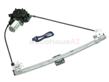 1247300846 Magneti Marelli Window Regulator; Rear Right with Motor for Power Window