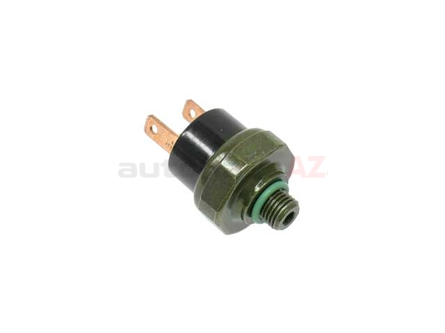 1248208310 Mahle Behr HVAC Pressure Switch; Pressure Switch at Receiver Drier; 2 Spade Connector with Threaded Male Fitting 9.5mm