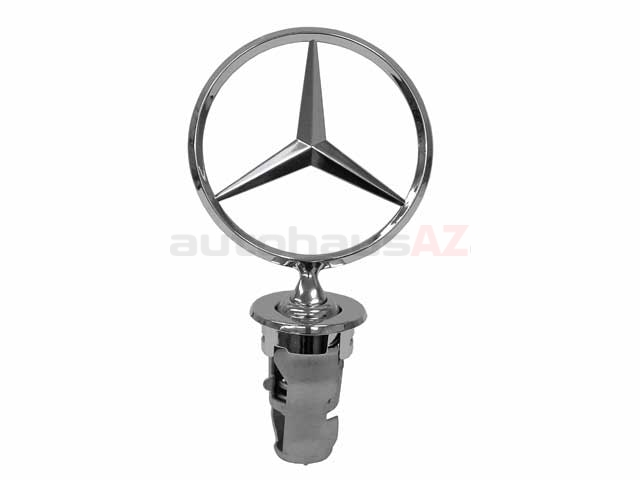 1248800086 Genuine Mercedes Hood Ornament