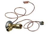 1258659 URO Parts AC Expansion Valve; R134a Compatible;