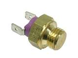 12631279720 Genuine BMW Coolant Temperature Sensor; With Violet Insulator and 2 Prong Connector