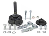 1263301135 Lemfoerder Guide Rod Mount Kit; Front Lower Rear