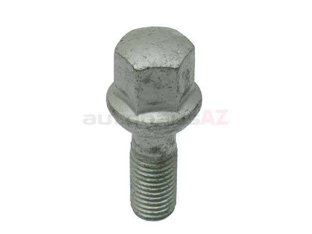 1264010670 Febi Wheel Lug Bolt; M12-1.5 x 52mm; 2 Inch Overall Length