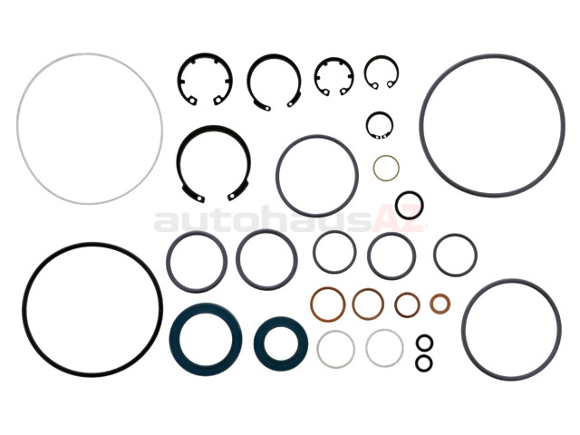 febi bilstein 1264600061  08696 steering gear seal kit sku