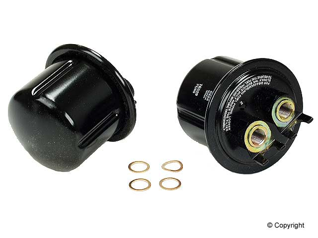 12701002 OPparts Fuel Filter