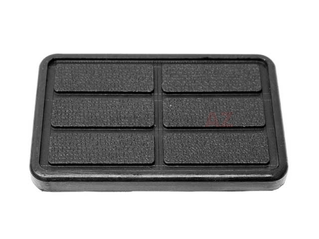 1272066 Professional Parts Sweden Brake Pedal Pad; A/T