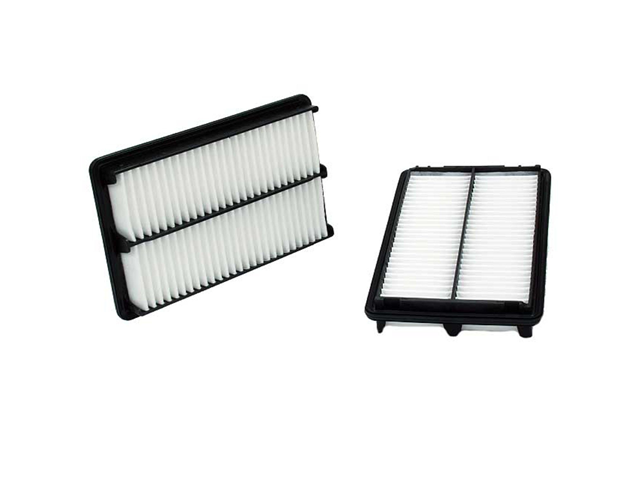 12851025 OPparts Air Filter