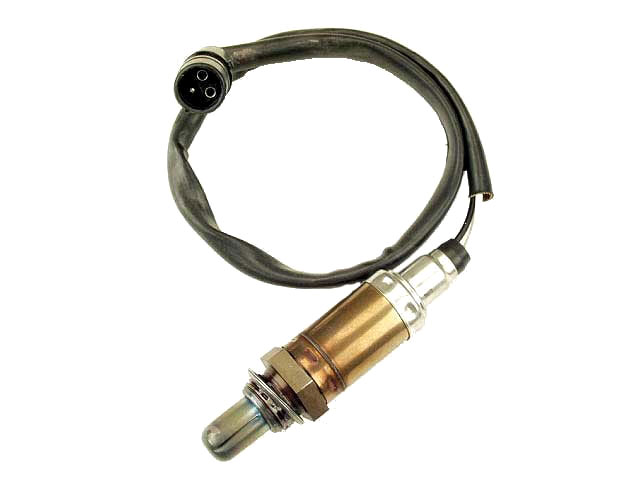 13008 Bosch Oxygen Sensor; OE Version; Three Wire; Heated