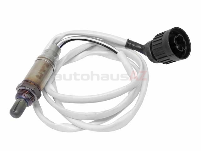 13108 Bosch Oxygen Sensor; OE Version; Four Wire; Heated