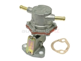 13311260677 Pierburg Fuel Pump, Mechanical; 8mm Inlet and Outlet Fittings