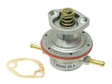 13311265192 Pierburg Fuel Pump, Mechanical; With 8mm Inlet/7mm Outlet Fitting; Updated Version