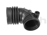 13541703588 Genuine BMW Mass Air Sensor Boot; Air Mass Sensor to Throttle Housing