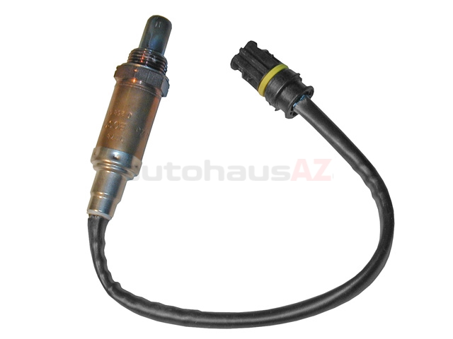 13559 Bosch Oxygen Sensor; Front; OE Version; Four Wire; Heated; 370mm