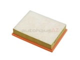 13721744869 Mann Air Filter; Heavy Duty With Foam Prefilter