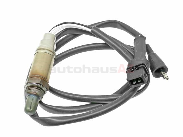13957 Bosch Oxygen Sensor; OE Version; Three Wire; Heated