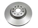 14010043 Bosch QuietCast Disc Brake Rotor; Rear; Vented 330x22mm