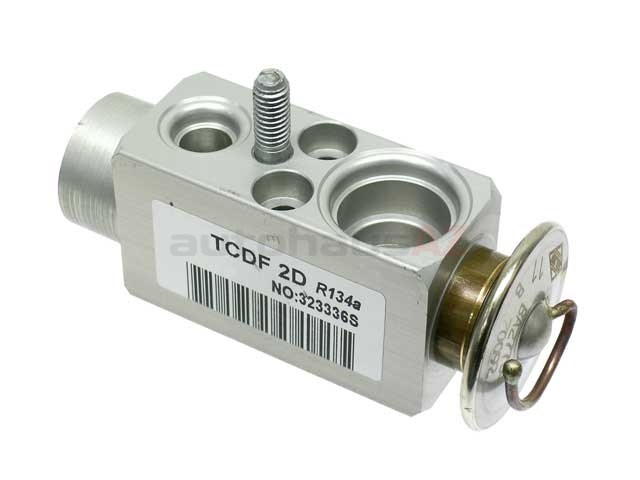 1408300484 Egelhof/Rein AC Expansion Valve; With Mounting Post; R12 and R134A Compatible