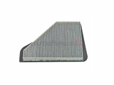 1408350147 Corteco/Micronair Cabin Air Filter; With Activated Charcoal
