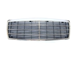1408800683 URO Parts Grille; Complete Assembly with Chromed Frame